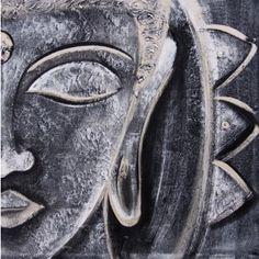 Cuadro Moderno Buda B #Ambar #Muebles #Deco #Interiorismo #Cuadros #Art   http://www.ambar-muebles.com/cuadro-moderno-buda-b.html