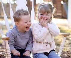 cuteness in laughter