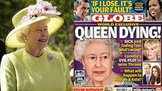 Πεθαίνει η βασίλισσα Eλισάβετ;