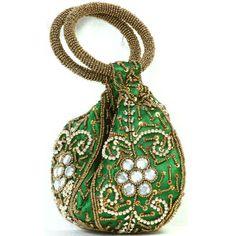 Hara Potli Bag