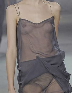Haider Ackermann - Spring 2008 Ready-to-Wear Collection