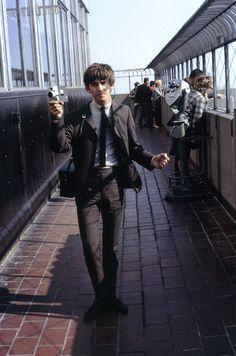 George Harrison 1963
