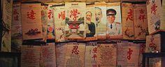 Propagandistické plakáty v Hanoji. #hanoj #cestovani #plakat #travel #vietnam