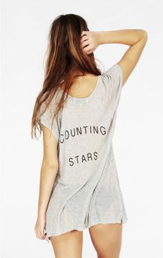 7356cc76876b COUNTING STARS BLUE LAGOON HENLEY Räkna Stjärnor, Boho, Linnen, Kläder För  Kvinnor
