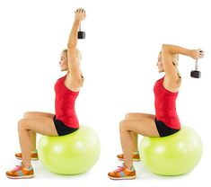 Blast Arm Jiggle with 5 Best Triceps Exercises