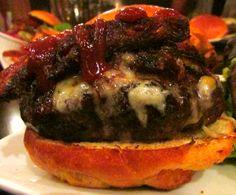 Wagyu Burger at Barley & Grain