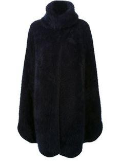 Scanlan Theodore super angora long cape
