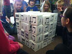 Dinah rhythm boxes