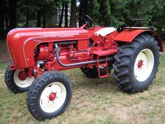 Porsche Master tractor - Google Search