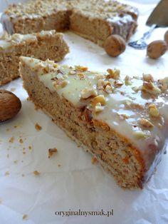 Polish Recipes, Polish Food, Dessert Recipes, Desserts, Banana Bread, Cooking Recipes, Ice Cream, Sweets, Matcha