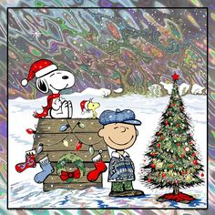 """""""MERRY CHRISTMAS, CHARLIE BROWN"""" LAVA-Standard edition of 45"""
