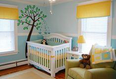 Hazlo tú mismo: crea la habitación de tu bebé