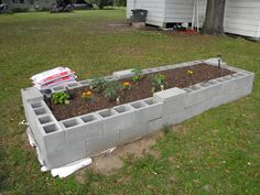 spicewood springs raised planters | My tools for working this patch are rather primitive, I suppose. Or ...