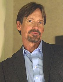 Kevin Sorbo in his latest movie, God's Not Dead.