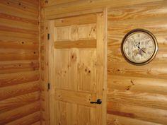 Faux Log Cabin Interior Walls Log Siding Rustic Log