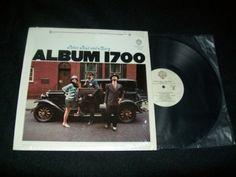 Classic Vinyl LP Record - Peter Paul and Mary - Album 1700