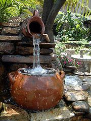 fountain idea