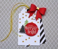 In My Creative Opinion: 25 Days of Christmas Tags '13 - Day 25