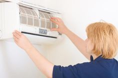 How to clean an Air Conditioner  #cleaning_tips