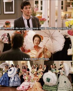 27 Dresses i know all the words to this movie.....is that bad?