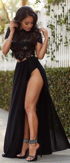 Outfit by @kourvosieurapparel  , Heels:  amiclubwear // Fashion Trend by…
