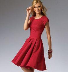6834 McCalls Schnittmuster Kleid
