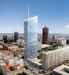 InCity tower Lyon