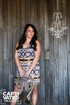 Captivated Images Lubbock High School Senior Photography