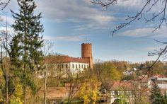 Zamek w Łagowie 2