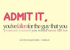 Yes I have and I hated him before coz he used to annoy me, even now he does but it's kinda cute
