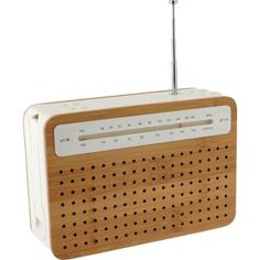 Lexon Radio - Safe Wind Up Radio with mp3 input - available here.