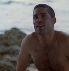 """Matthew Fox as Jack Shephard """"Lost"""" Castaways Then And Now Lost Tv Show, Matthew Fox, Originals Cast, Eleven Stranger Things, 10 Anniversary, Then And Now, Fangirl, Tv Shows, It Cast"""