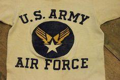 30's US ARMY Tee : SNUG(スナッグ) VINTAGE clothing & more