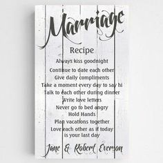 Recipe For Marriage, Marriage Tips, Love And Marriage, Perfect Marriage, Relationship Tips, Wedding Vows That Make You Cry, Healthy Marriage, Wedding Ideas For Second Marriage, Fixing Marriage