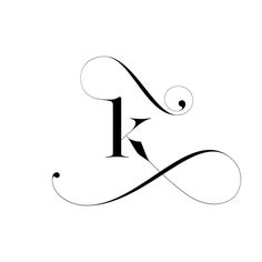 Fashion Fonts: Lingerie Typeface - Super sexy font for fashion and luxury designed by Moshik Nadav Typography Script Lettering, Typography Letters, Typography Logo, Lettering Design, Branding Design, K Font, Letter K Tattoo, Letter Logo, Monogram Logo