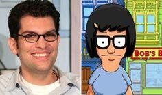 dan mintz - voice actore of tina from Bob's Burgers