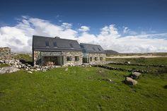 Architect Visit: An Irish Stone Stable on a Dramatic Landscape