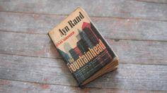 The Fountainhead miniature book
