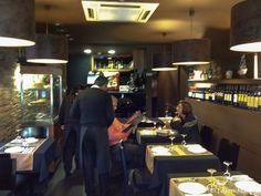 Restaurante Farol da Boa Nova: um ambiente pequeno, mas muito acolhedor