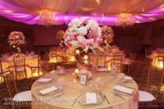 December 2012 Wedding with Northern Valley Affairs at Temple Emanu El of Closter, NJ.    Photo courtesy of Natural Expressions NY.
