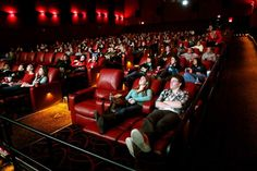 An AMC Movie Theater in Braintree, Massachusetts