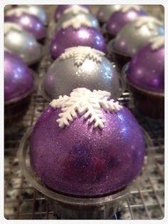 Esferas cupcakes