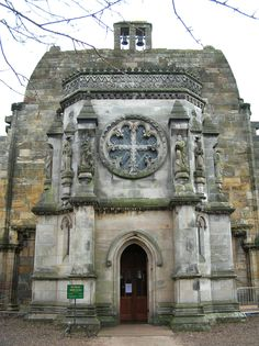 Rosslyn Chapel. Go, now while all the tourists are home.