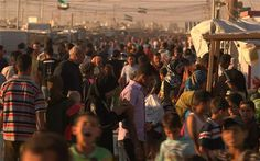 Inside Syrian refugee camp where 120000 have fled civil war. Syrian Refugee Camps, Un Refugee, Refugee Crisis, Syrian Refugees, Reality Of Life, Real People, Documentaries, Camping, Births