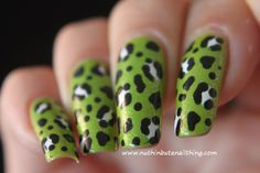 Love the leopard!