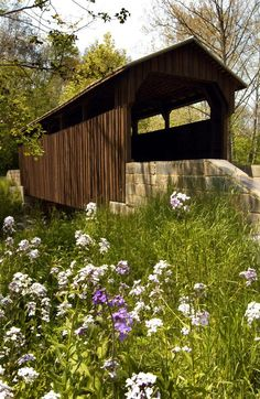 West Virginia Covered Bridge