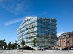 Firmenzentrale von SHL in Kopenhagen