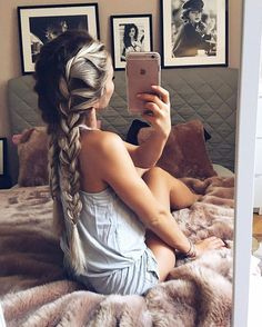 Love this hairstyle!! YES? credit @phiaka #americanstyle #hairstyle #hairstyles