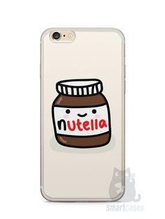Capa Iphone 6/S Plus Nutella #2 - SmartCases - Acessórios para celulares e tablets :)