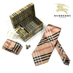 good gift Burberry Men Ties